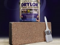 Consumer Ad for Designer DRYLOK as seen in This Old House and Family Handy Magazines