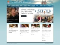 Diocese of Scranton CMS Website