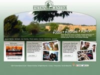 Fatima Renewal Center Website
