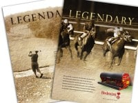 'Legendary' Trade Publication Advertising Campaign for Redexim Charterhouse