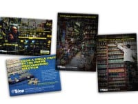 Series of Die-Cut Direct Mail Puzzles for Trion Industries
