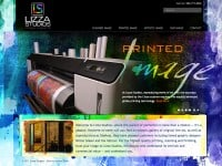 Lizza Studios CMS Website
