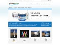 Magsoothium by UBU Elements eCommerce Website