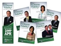 """I Choose Fidelity!"" Advertising Campaign"