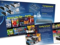 16-Page Product Brochure for The Trion Industries WonderBar Line of Store Fixtures