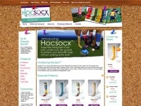 Hocsocx eCommerce Website