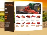 Tortella North America CMS Website