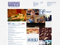 Canteen 900 CMS Website
