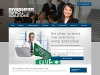 Diversified Payroll Solutions CMS Website
