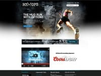 R3 OPS Mud Run CMS Website