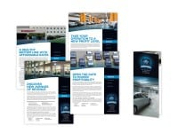 Trifold Brochure and Series of Inserts for SSC Parking
