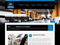 SSC Parking Management Company CMS Website