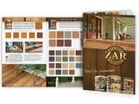 ZAR Deck and Siding Exterior Finishes Brochure