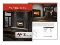 Ventis Fireplace Brochure for Olympia Chimney