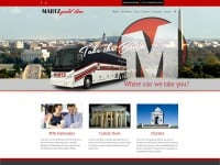 Martz Gold Line CMS Website