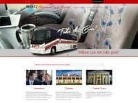 Martz National Coach Works CMS Website