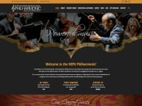 Northeastern Pennsylvania Philharmonic CMS Website